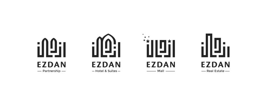 Arabic branding real estate Qatar ideaskb.com